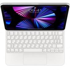 Клавиатура Magic Keyboard для iPad Pro 11 дюймов (3‑го поколения) и iPad Air (4‑го поколения), русская раскладка, белый цвет