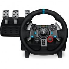Спортивный руль Logitech Driving Force G29