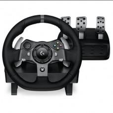 Спортивный руль Logitech Driving Force G920 для Xbox и ПК