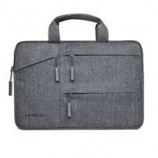 WATER-RESISTANT LAPTOP CARRYING CASE WITH POCKETS